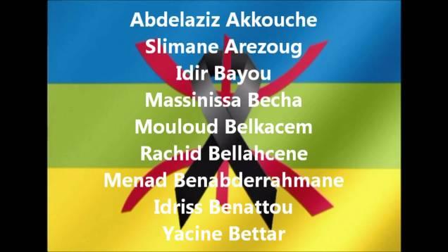 Contributions de la Kabylie pour le combat identitaire Amazigh