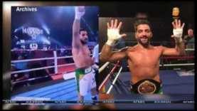 Un boxeur Kabyle 10 fois champion de France – Karim Amazigh Achour