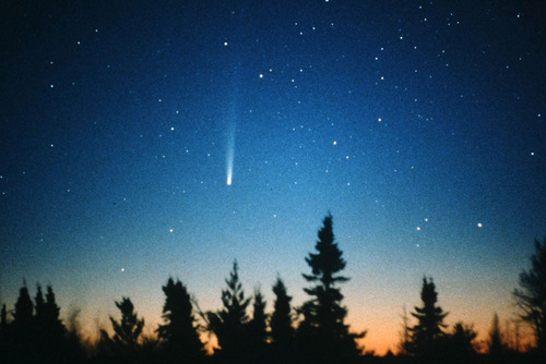 komet meteor