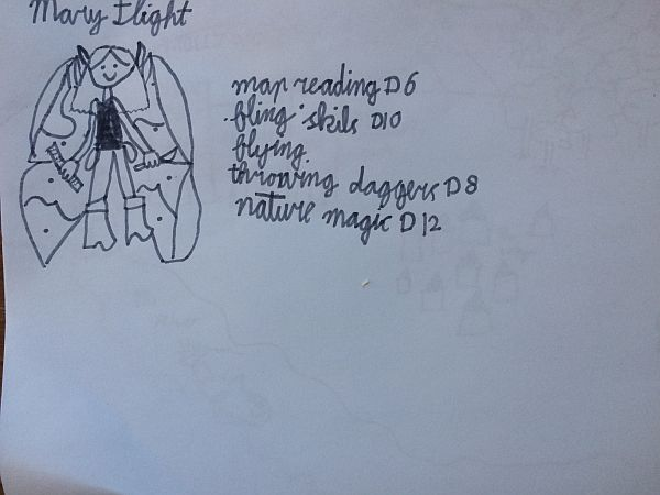 Mary Flight