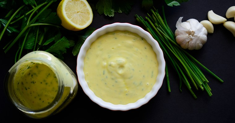 Ackee Ranch Dressing