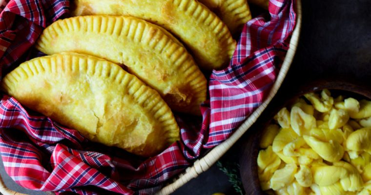 Jamaican Ackee Patties {Vegan}
