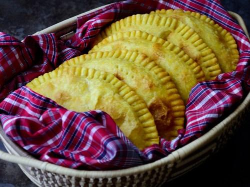 Vegan Jamaican Ackee Patties Recipe Amazing Ackee
