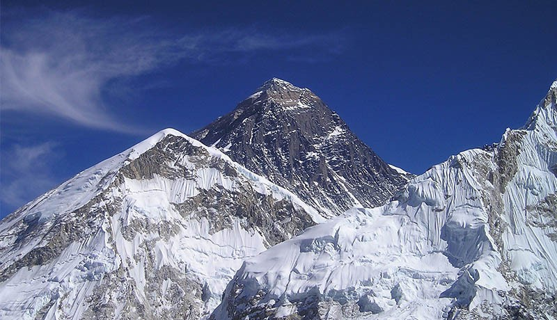 Everest Expedition Spring Season