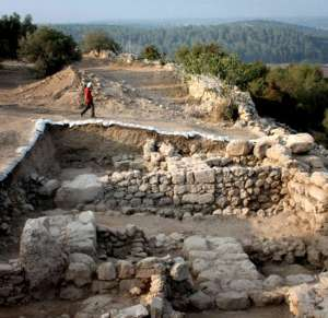Has_king_David's_Palace_Been_Found