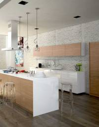 Contemporary Kitchen Cabinetry in Laguna Beach | Amazing ...