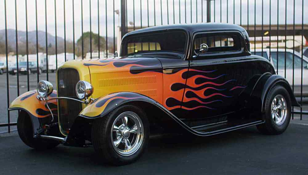 medium resolution of 1932 ford coupe hot rod