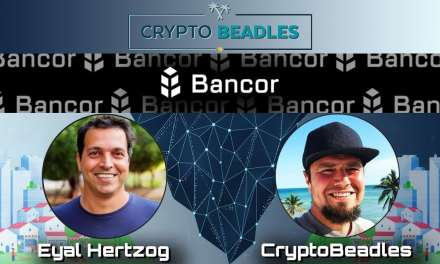 Incredible Crypto Insight With The Titan Eyal Hertzog of Bancor(BNT)