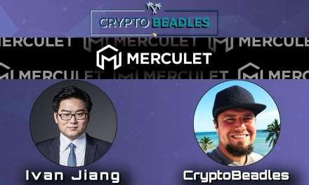 (MVP) Meet Ivan Jiang CEO of Merculet (CRYPTO)