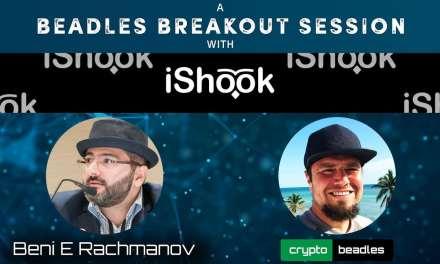 NEW Crypto ICO iSHOOK with Founder Beni Rachmanov (SHK)