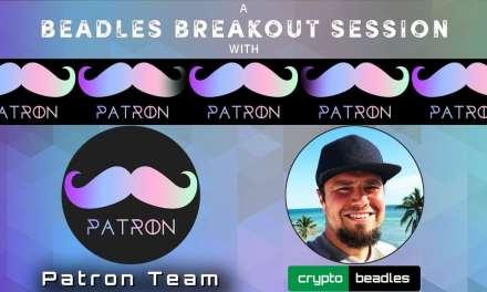 Patron (PAT) Crypto ICO Tells us about their biz