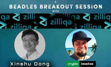 Zilliqa (ZIL) Founder Xinshu Dong and his new blockchain