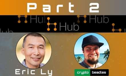WOW (HUB) Eric Ly Human Trust Protocol Interview (CRYPTO) Hub Token