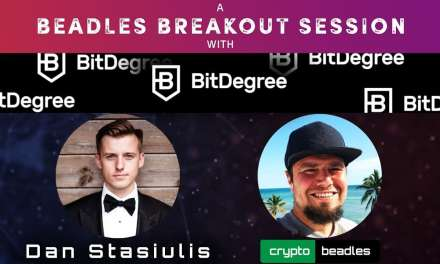 BitDegree (BDG) The Crypto Platform that aims to disrupt traditional schools