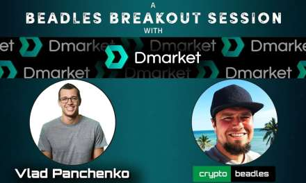 Dmarket is determined to disrupt the gaming space! (Crypto)