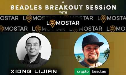 Crypto (LMC) Lomostar CEO Xiong Lijian Interview