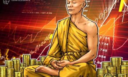 Bitcoin Falls Short of Breaking $7,000, Other Altcoins See Slight Losses