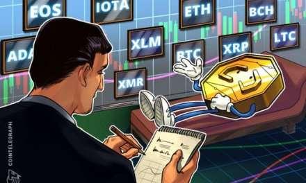Bitcoin, Ethereum, Ripple, Bitcoin Cash, EOS, Stellar, Litecoin, Cardano, Monero, IOTA: Price Analysis, August 13
