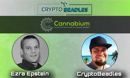 (Crypto) Cannabium and their CBD On The Blockchain Tokens