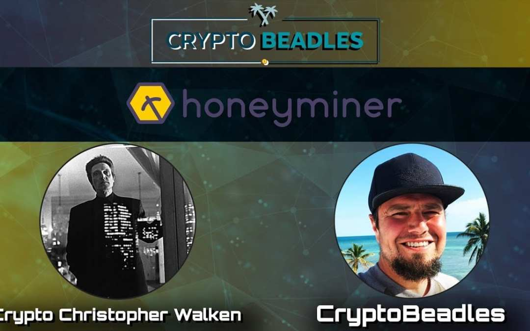 Mining Crypto with HoneyMiner