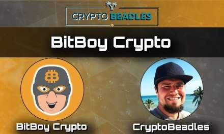 BitBoy Interviews Crypto Beadles