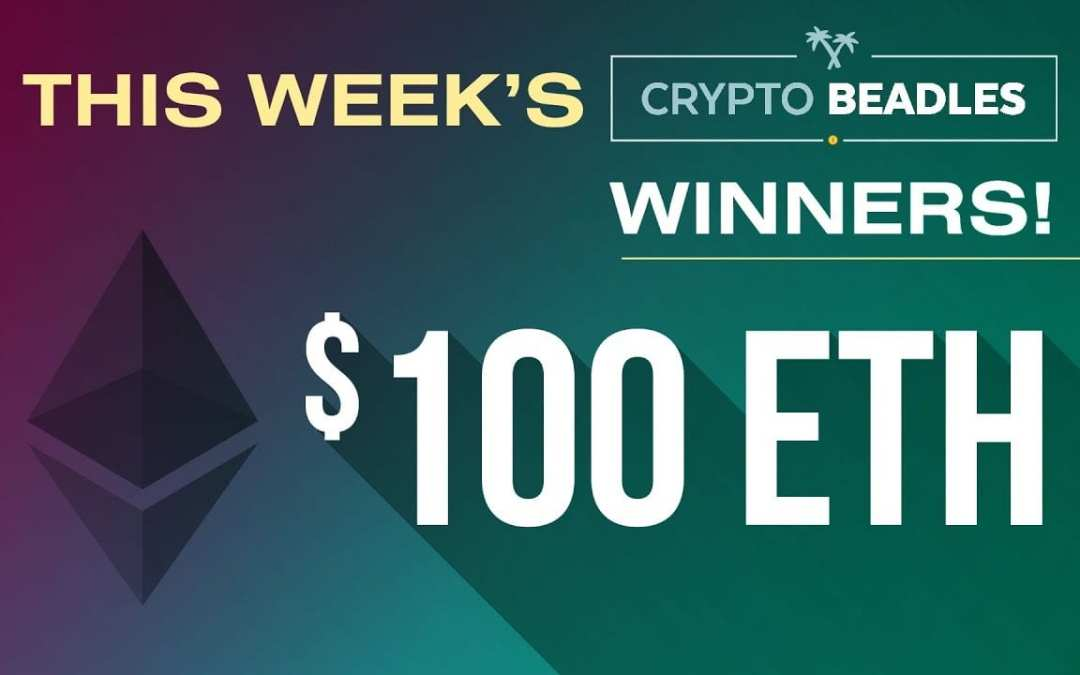 Ethereum Giveaway $700 in Crypto Winners Picked