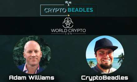 🎟World Crypto Con Vegas Giveaway💰 Meet the Founder🎩 WCC2018🏆