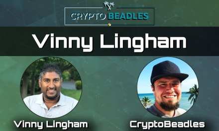 Vinny Lingham and Crypto Beadles Fireside Chat