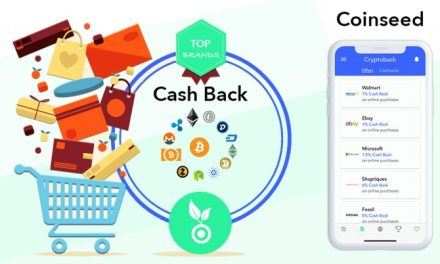 PR: Coinseed Announces Crypto Cash Back Program