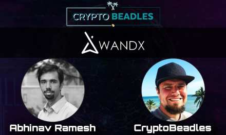 Wand DEX with crypto basket and bulk trades via smart contracts