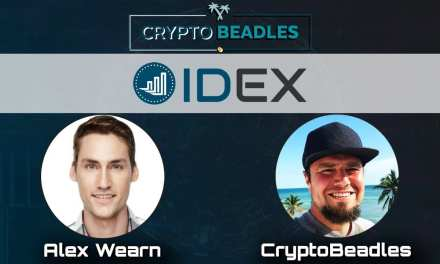 Crypto Dex IDEX Updates right from the CEO Alex Wearn🚀🚀
