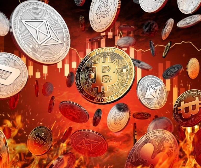 Markets Update: Dump Drives Record BTC Volume on Binance, XRP Extends Lead Over ETH