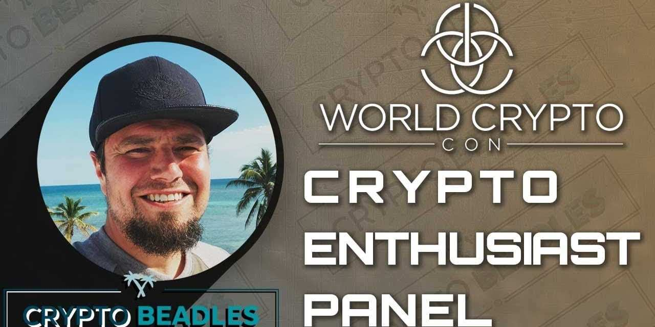Great times with Crypto Influencers sharing their stories at WCC