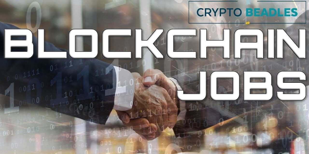Blockchain and Crypto Job Pointers