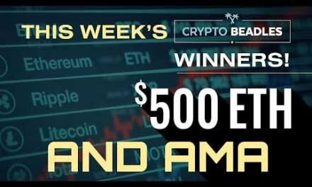 IOST, Bitcoin, Blockchain and Crypto Talk! $500 in Ethereum Giveaways! AMA and More