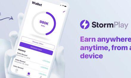 Storm Play Launches Long Awaited iOS App for Microtasks