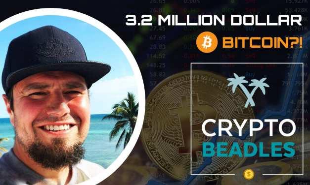 Crypto Beadles: $3.2 Million Bitcoin? Cryptocurrency Possible Adoption Scenarios