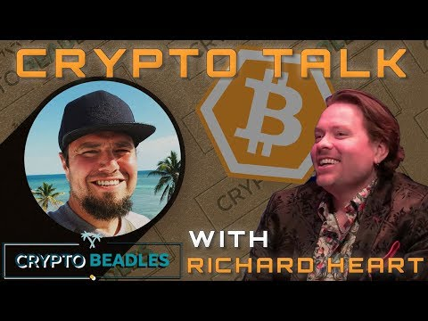 Lets talk BitcoinHex, Bitcoin, Blockchain, Crypto and more with Richard Heart