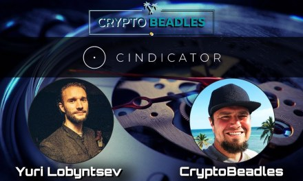 ⎮Cindicator⎮⎮CND⎮Blockchain and Crypto Chat w/Yuri Lobyntsev