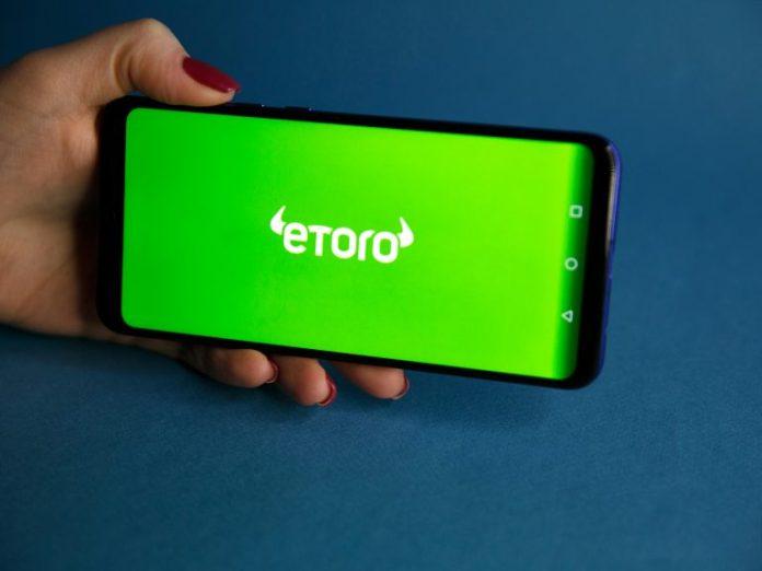 Social Investment Platform Etoro Launches in 30 US States