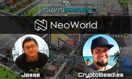 ⎮NeoWorld⎮NeoLand⎮Gaming via crypto on the NEO Blockchain
