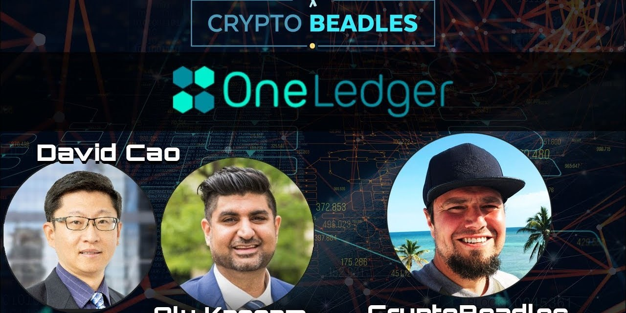 ⎮OneLedger⎮Plugging Businesses into Blockchain and Crypto