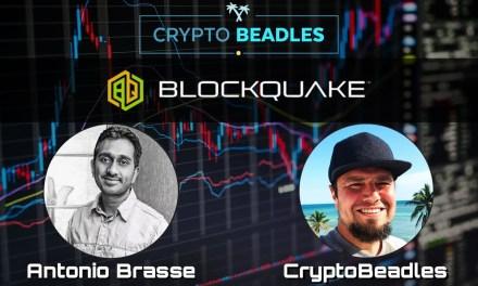 ⎮Blockquake⎮Update⎮Crypto Exchange and blockchain utilities