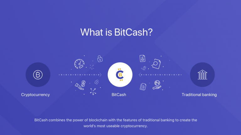 PR: BitCash Offers Fiat Banking Tools and Stability