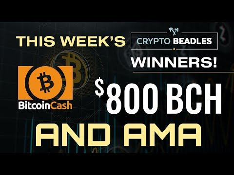 ⎮LIVE Money Mondays⎮$800 Giveaways⎮2 Finney Phones⎮Blockchain and Crypto AMA⎮IOST⎮BCH⎮