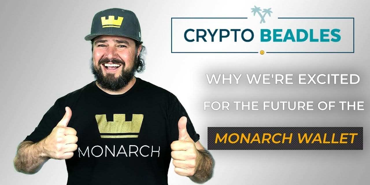 ⎮Monarch Wallet Part 5⎮Why the Future of Monarch Excites Us!⎮Blockchain⎮Crypto⎮