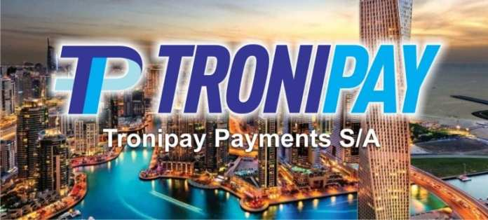 Tronipay Launches Cross Border eCommerce Solution