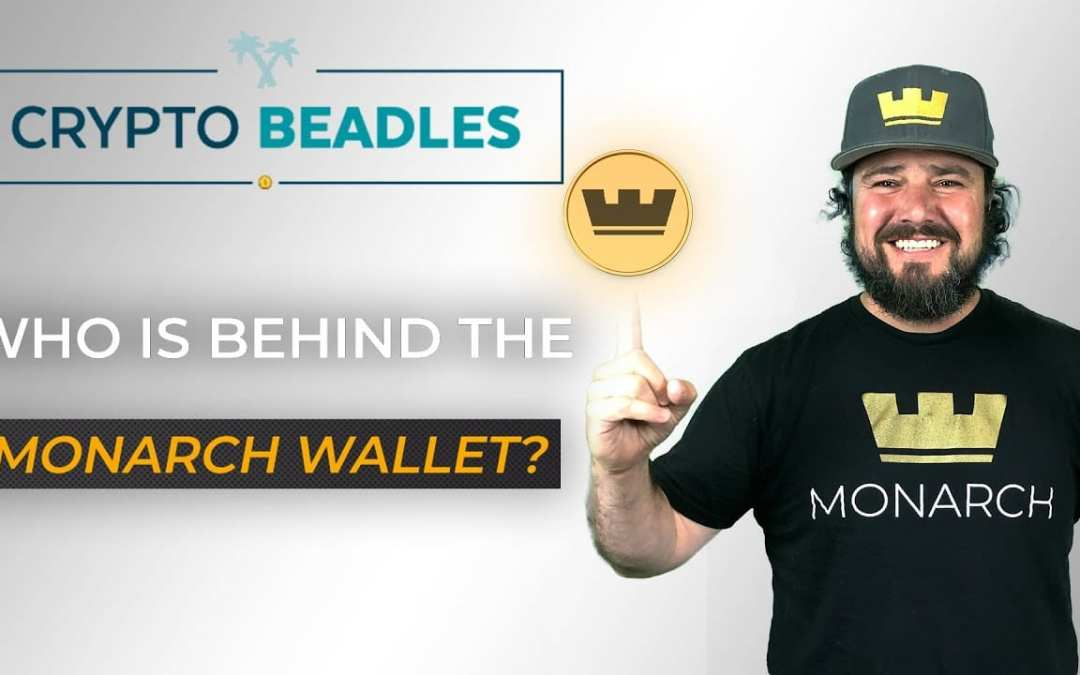 ⎮Monarch Wallet Part 3⎮Who are the people behind Monarch ⎮Blockchain⎮ Crypto⎮
