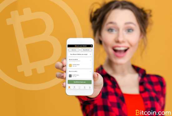 Bitcoin.com Wallet Celebrates 4 Million Wallets Created