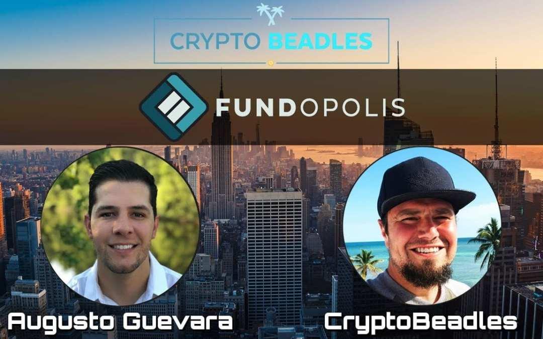 ⎮Fundopolis⎮Crowdfunding small business via Blockchain and Crypto